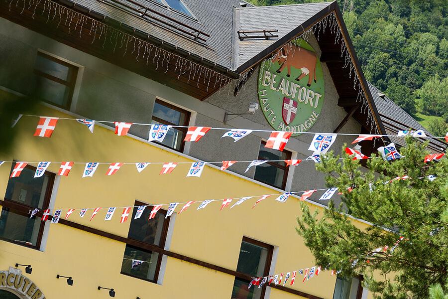 Des specialités fromagères se trouvent à Bourg Saint Maurice ®andyparant.com