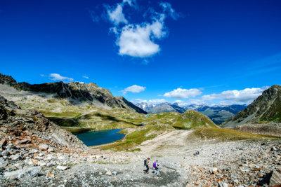 Parc National Suisse le plus grand du pays et le plus ancien des Alpes sur 170km2 ©SNP -LO