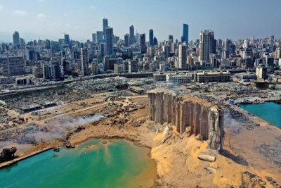 Souvenirs et tristesse déflagration Liban 4 août 2020 (c) Photo AFP