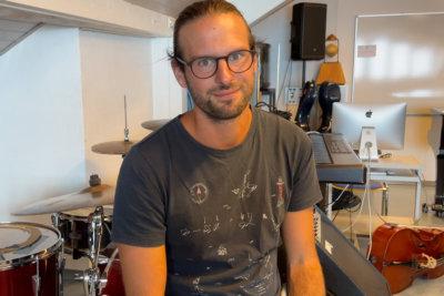 Florian Colombo. PhD EPFL (c) Nexus