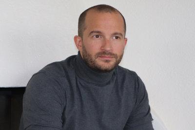 Guillaume Berney. Chef de l'Orchestre Nexus (c) Nexus