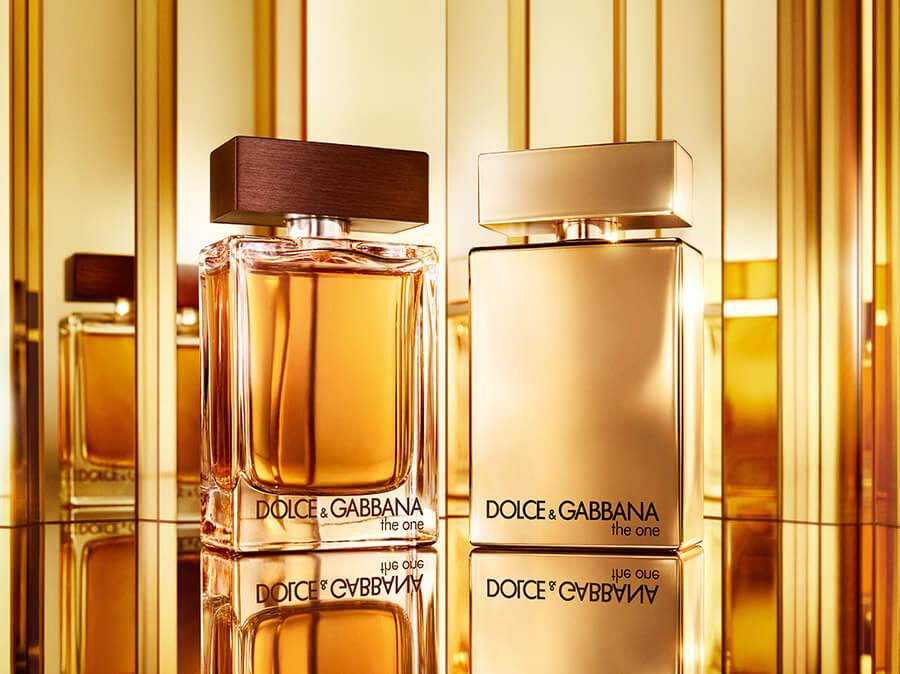 Intense et sophistiqué, Parfum pour Homme Dolce Gabbana The One For Men Gold